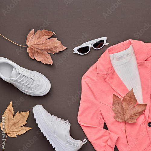 Autumn Arrives Fall Fashion Clothes Accessories Outfit