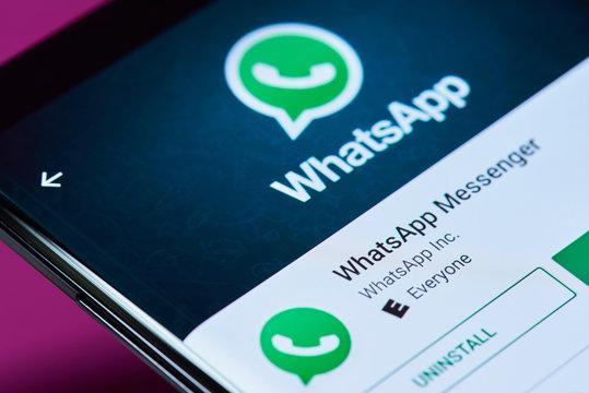 Whatsapp messenger application