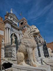 Löwe von Piräus Venedig