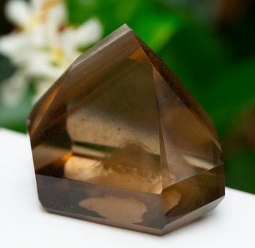 citrine mineral specimen stone rock gem quartz crystal