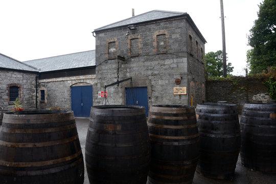 Whiskey distillery, Midleton, Ireland