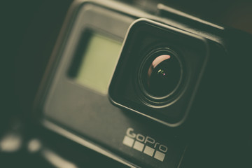 Small action camera