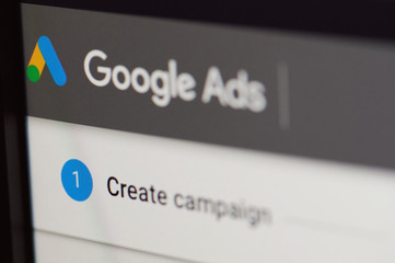 Create google ads campaign