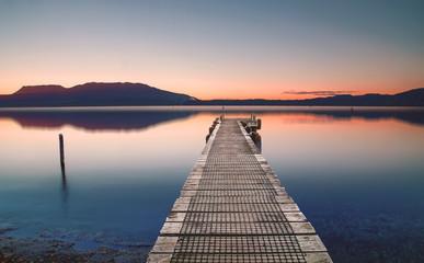 Lake Tarawera, Rotorua, New Zealand
