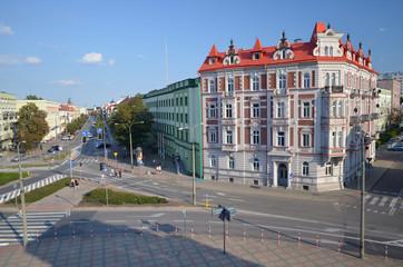 Białystok-centrum miasta/Bialystok-downtown