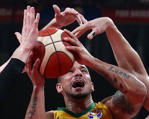Basketball - FIBA World Cup - Second Round - Group K - Brazil v Czech Republic