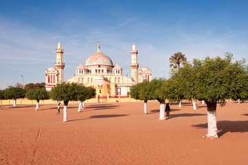 Moschea in Senegal