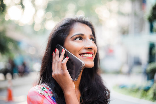 Young South Asian Woman