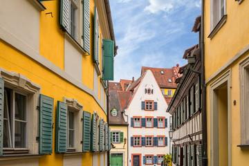 Wall Mural - Historisches Bamberg - Altstadt