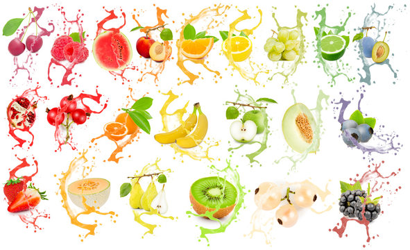 Fruit Splash Collection