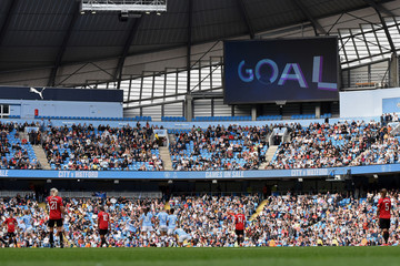2019 Womens Super League Football Manchester City v Manchester United Sep 6th