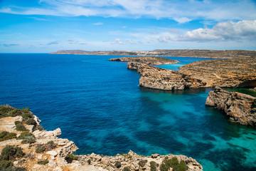 Fototapete - Maltese islands. Summer resort background