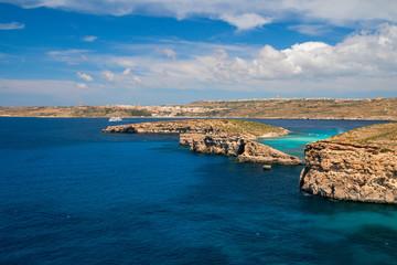 Fototapete - Malta seascape