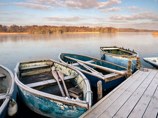 Filby Blue Boats