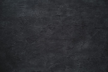 abstract grunge dark grey stone background Wall mural