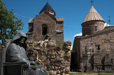 Armenian monastery Gosh