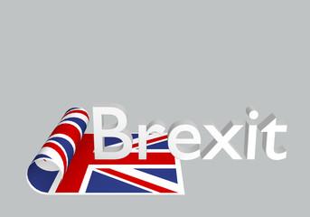 Austritt des vereinigten Königreichs aus der EU. Brexit Thema