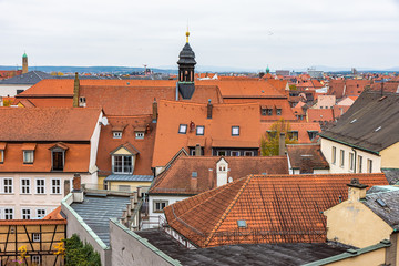 Wall Mural - Bamberg - Historische Stadtansicht