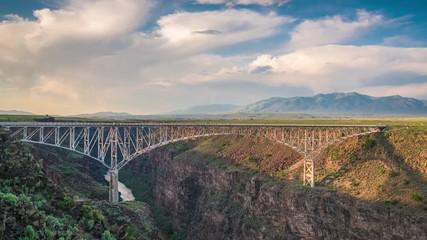 Fototapete - Taos, New Mexico, USA
