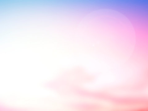 Purple colours background: Sunlight and abstract blur soft nature texture wallpaper