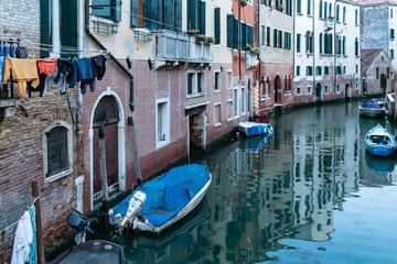 Venice Canal_Evening