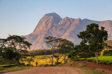 Mulanje Massif in Malawi