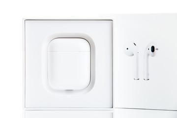 Apple airpods in original package