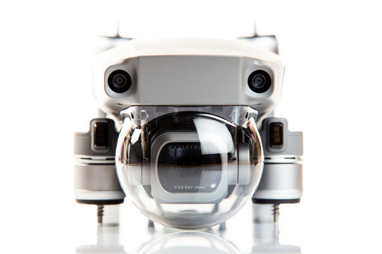 Mavic 2 Pro drone front view