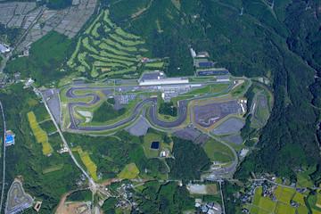 Foto op Aluminium F1 富士スピードウェイ/レーシングコース