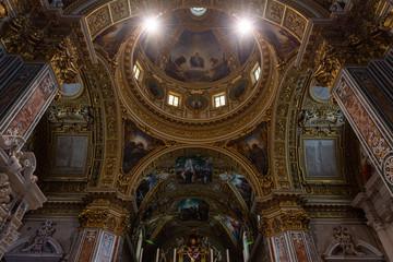 The Abbey of Montecassino. Is a Benedictine monastery located on the summit of Montecassino, in Lazio.