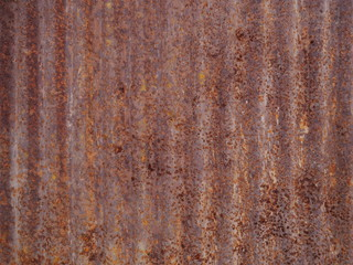 old zinc roof texture, rusty metal plate background