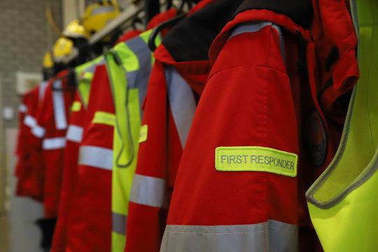First Responder Jacket
