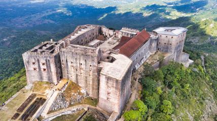 The Iconic Citadelle Laferrière in Milot, Haiti