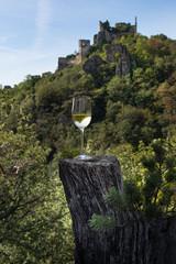 Veltliner Weißwein der Wachau