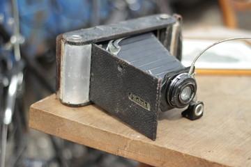 Retro Kamera Kodak