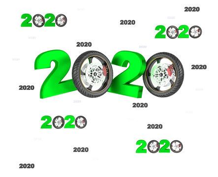 Many Moto Wheel 2020 Designs with many Wheels