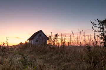 Sonnenaufgang Hiddensee