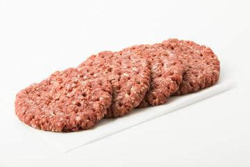 Rindfleisch Burger Patties