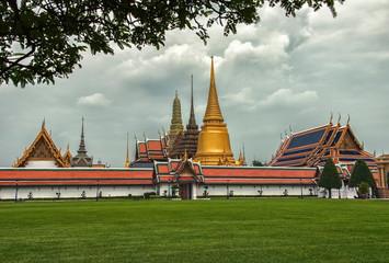 Fototapete - Grand Palace in Bangkok