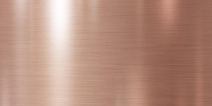 Rose gold metal texture background illustration