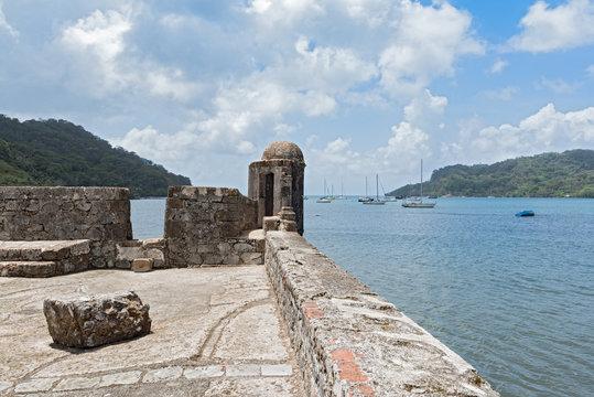the san jeronimo fort in portobelo panama.jpg