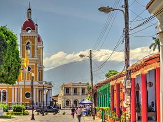 Fotomurales - Granada, Nicaragua