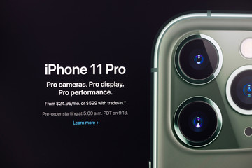 Apple Inc. Officially Announced the iPhone 11 Pro