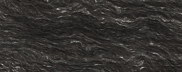 3d illustration dark stone pattern background