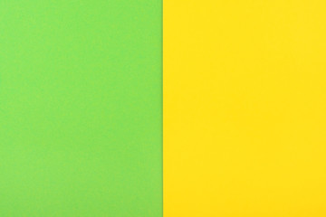 green yellow background with copy space, creative idea