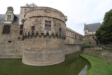 Chateau der Ducs de Bretagne, Nantes