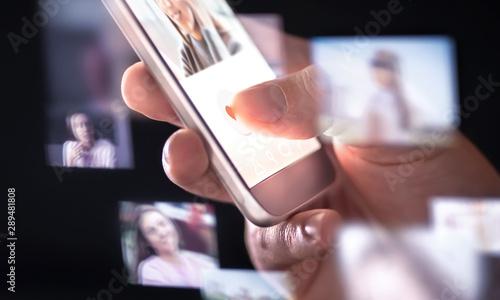 Mobile online dating-apper