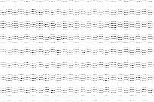 Abstract halftone effect dotted background. Grunge backdrop