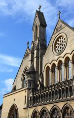 Holy Trinity Church in Bath, Somerset, England, UK