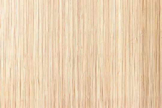 Closeup bamboo straw texture background